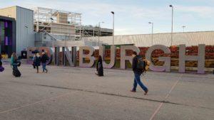 Edinburgh sign