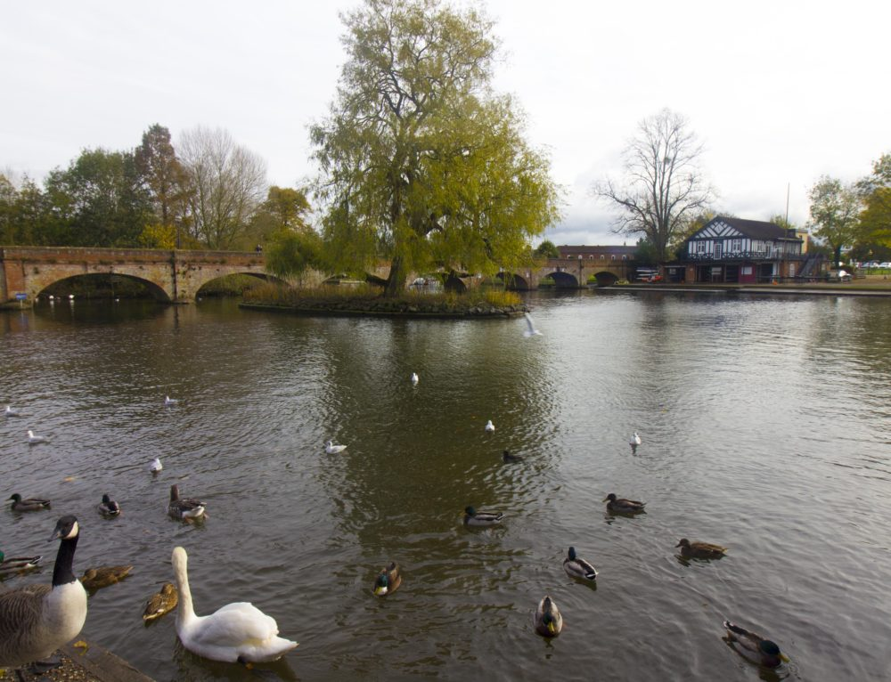 Stratford-Upon-Avon is as boring as pish