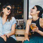 Lesbian comedy blog