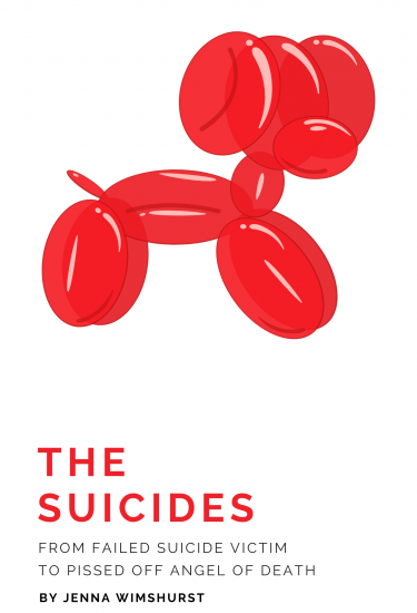 Dark Comedy Novel about Suicide