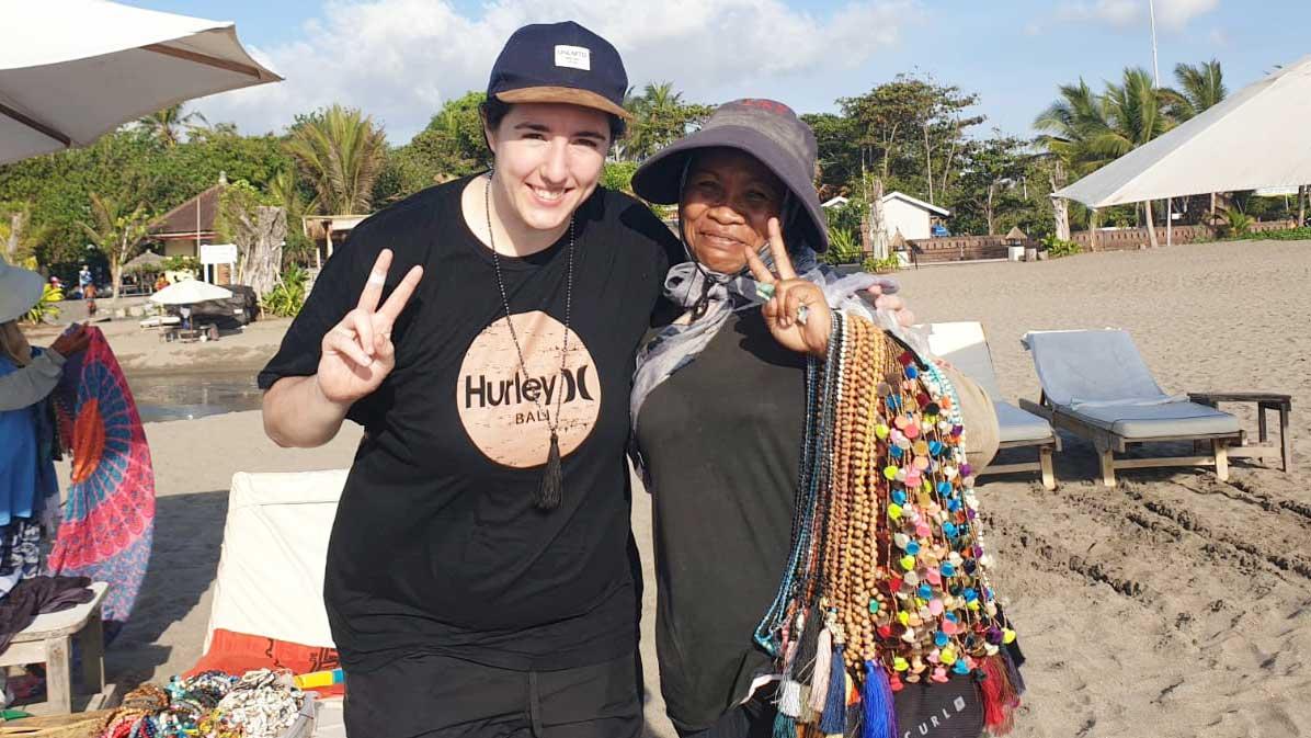 Lesbian Bali Travel Blog