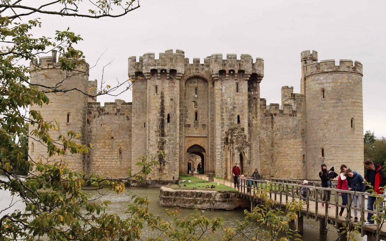 Bodiam Castle Travel Blog
