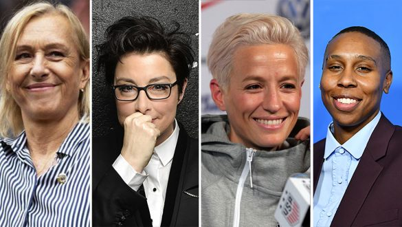Famous lesbian role models